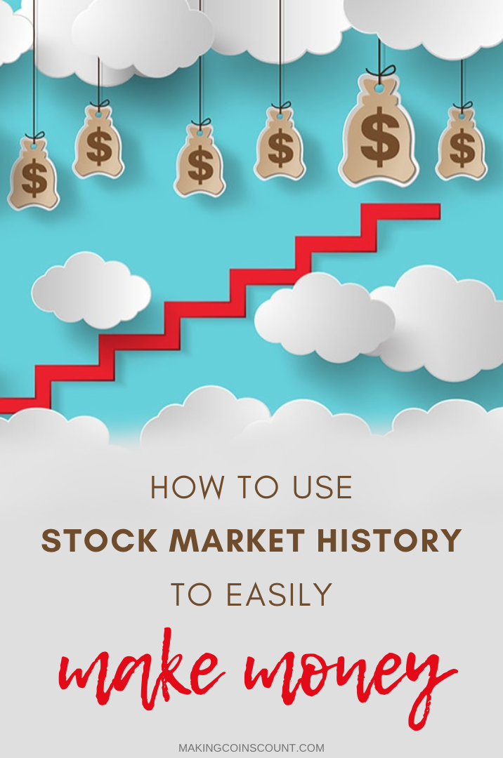 Here\'s how understanding the basics of stock market history can help predict future crashes to avoid losses and easily make money investing.