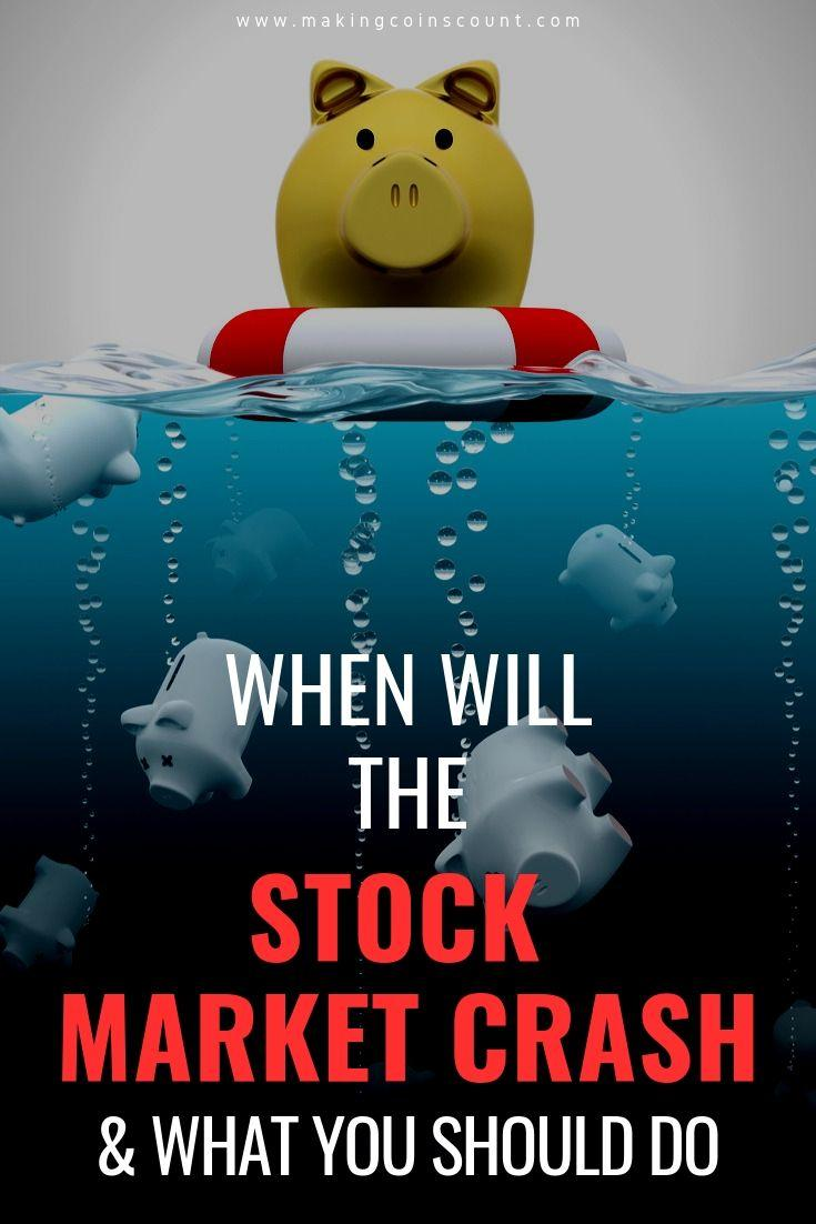 When will the stock market crash and what should you do?
